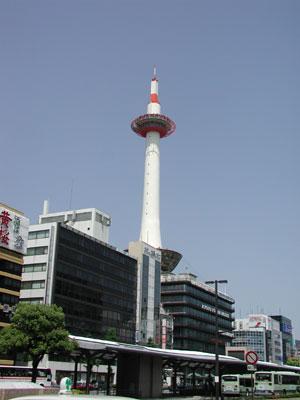 京都タワー2006.5.20