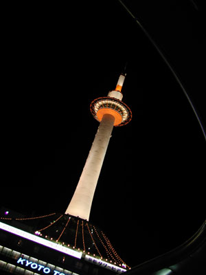 京都タワー2006.5.21