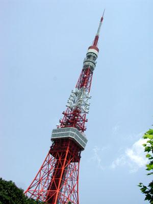 東京タワー2006.5.25