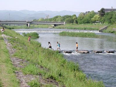 京都・鴨川2