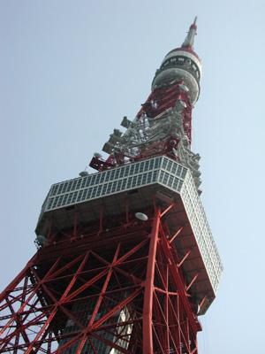 東京タワー2006.6.29
