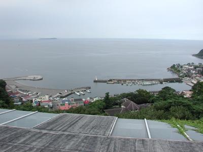 川奈日和のテラス2006.8.22