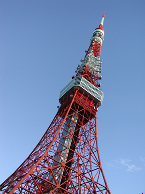 東京タワー2006.10.7