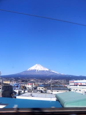 2008.2.13新幹線からの富士山