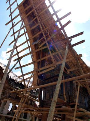 2009.8.16タナトラジャ・トンコナンハウス