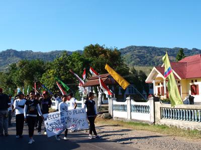 2009.8.17独立記念日の行進