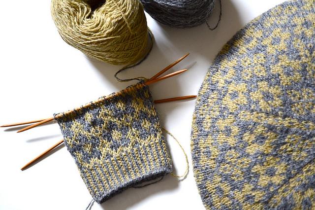 ミルテ 帽子&手袋