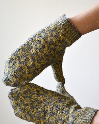 ミルテ 手袋