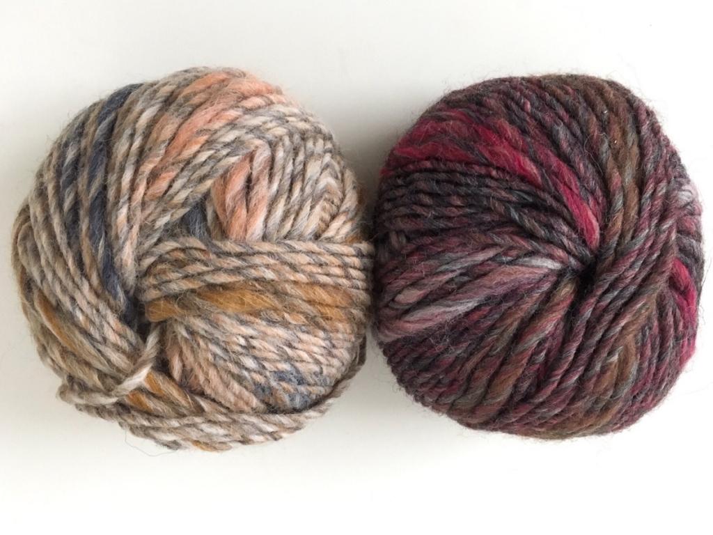 パリの毛糸