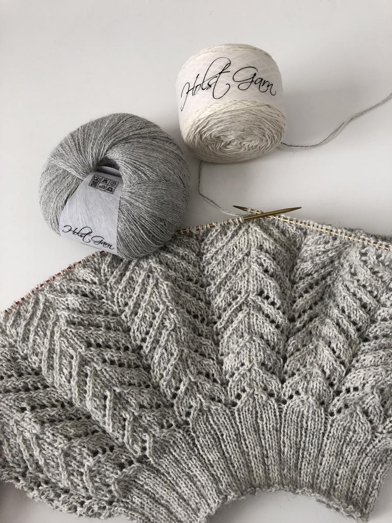 もみの木のセーター