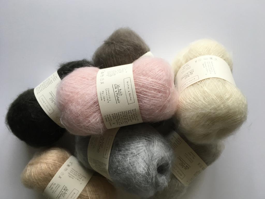Le Petit Silk&Mohair