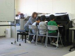 音楽教室の様子
