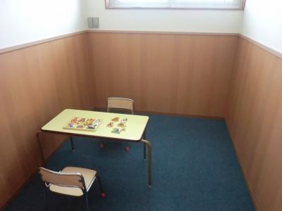 個別支援室