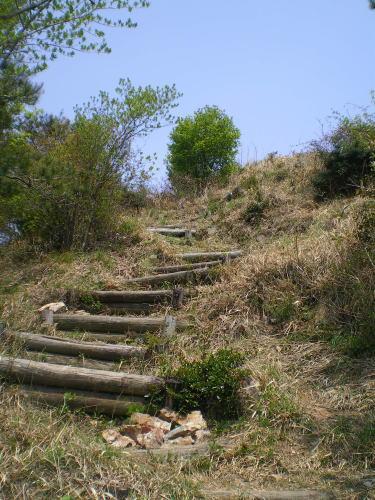 また階段・・