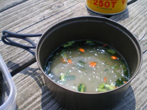 春雨スープ コンソメ味