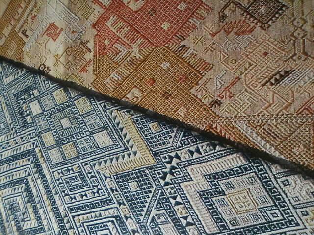 ラオス織物