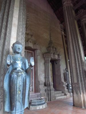 仏像(手のひら)