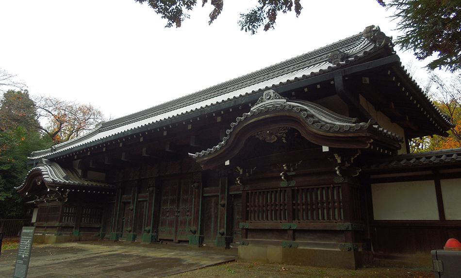 19.12.10因幡藩門