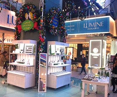調布パルコ、池袋ルミネと無事にオープンできました。 調布パルコには初の出店です。もちろん調布初。 池袋ルミネでは二度目の出店になりますが、B1Fでははじめての