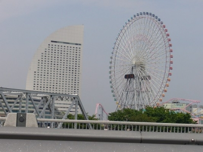 横浜コスモランド観覧車