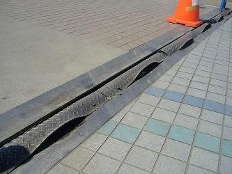 浦安地震被害