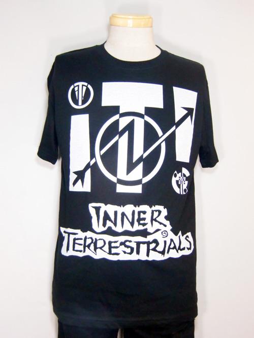 ■INNER TERRESTRIALS 2012 JAPAN TOUR T SHIRT■