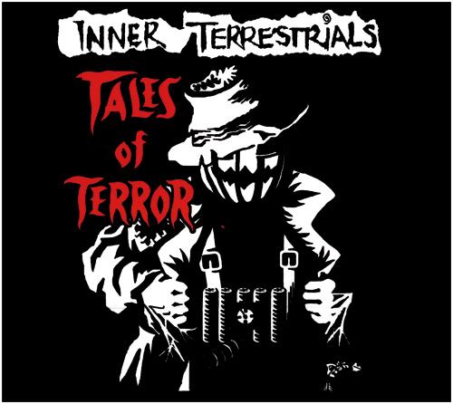 ■INNER TERRESTRIALS_TALES OF TERROR CD■