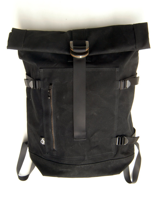 ■ACT_DICOVER BAG BLACK■