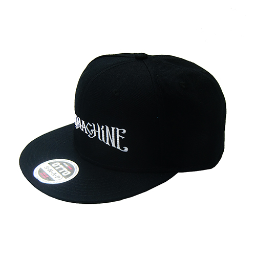 ��GREENMACHiNE_LOGO EMBROIDERY SNAPBACK CAP��