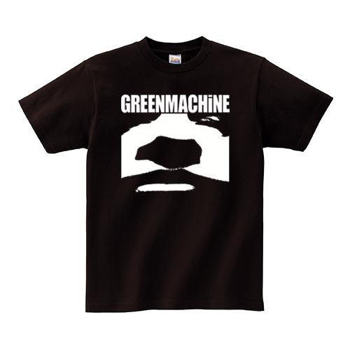 ��GREENMACHiNE_GOD GREEN T SHIRT��