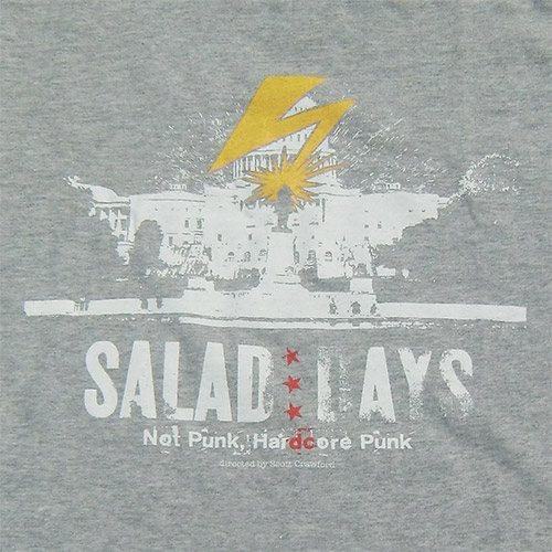 ■映画『SALAD DAYS』CAPITOL T SHIRT HEATHER GRAY■