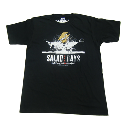 ■映画『SALAD DAYS』CAPITOL T SHIRT BLACK■