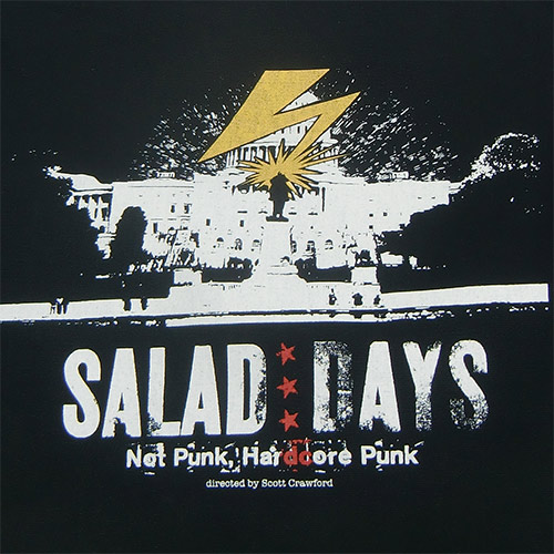 ■映画『SALAD DAYS』CAPITOL 2 WAY SHOULDER BAG■