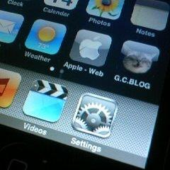 レオっち@iPod touch