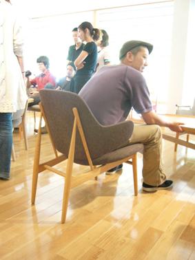 私とFinn Juhlの椅子ー