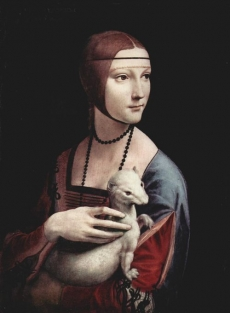 Lady with an Ermine  National Museum, Czartoryski Collection