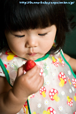 大好きなイチゴ