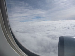 雲が凄い!