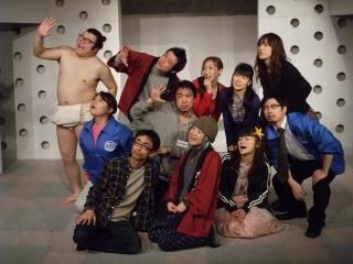 BBG第16回公演「深海ワンルーム」