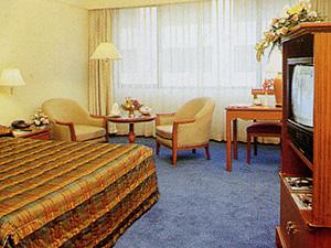 バンコク・ツインタワー客室の一例