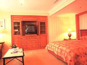 新羅ホテル客室イメージ