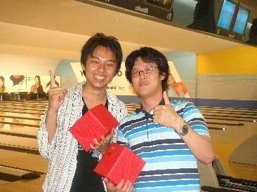優勝はtorakichi&keita
