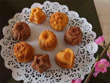 雛のケーキ2
