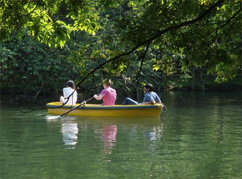 井之頭公園 ボート