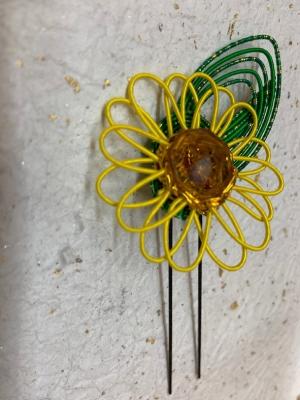 結び向日葵