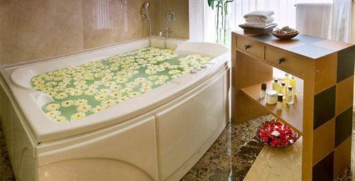 ザ ラリット ムンバイ 浴槽