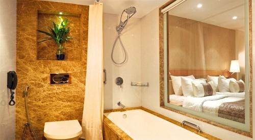 バワ インターナショナル バスルーム
