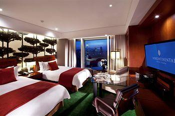 韓国旅行三連休部屋