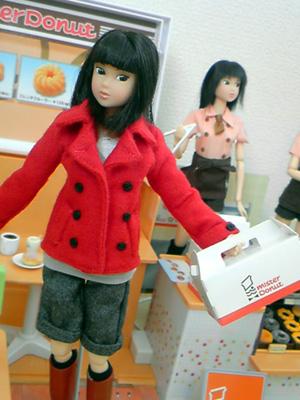 momoko ミスド祭り