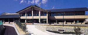 地場産業センター外観